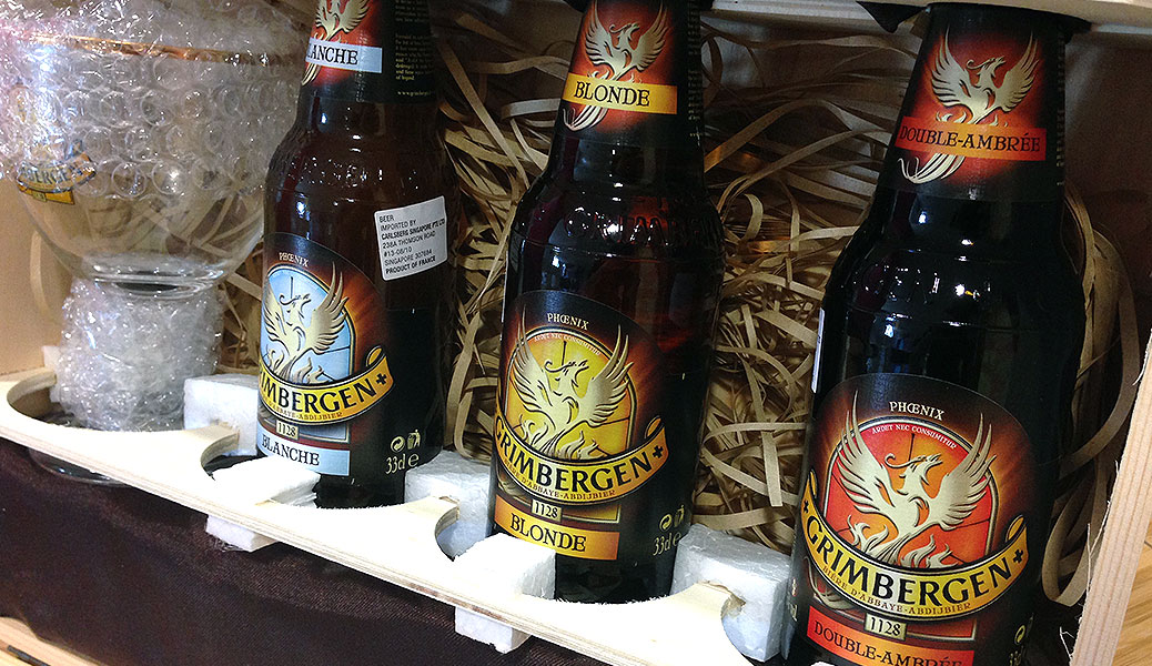 Grimbergen Christmas Gift Sets Giveaway!