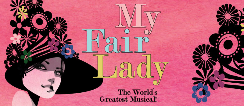 My Fair Lady @ MasterCard Theatres, Marina Bay Sands