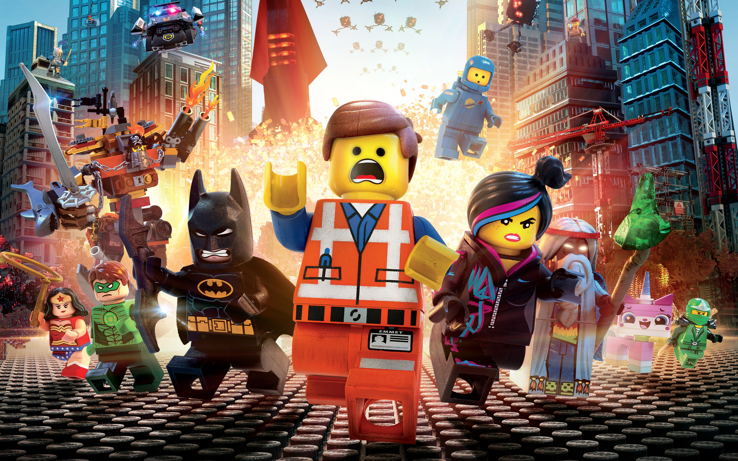 [Movie Review] The LEGO Movie 3D