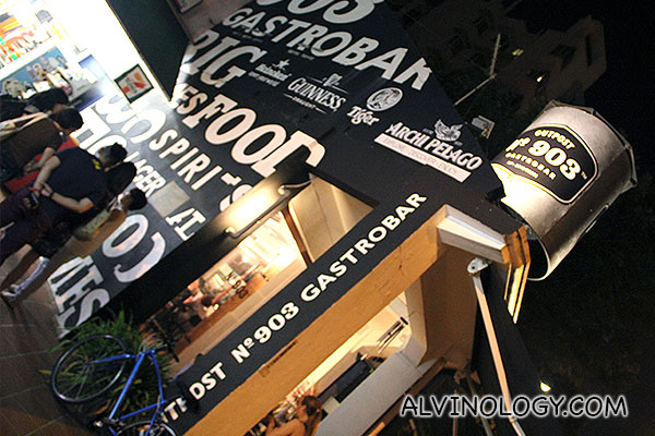 Outpost 903 @ Bukit Timah Road - Alvinology