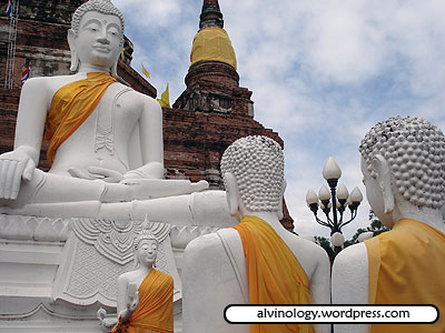 The Many Faces of Buddha - Alvinology