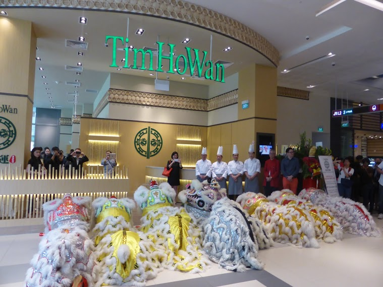 Tim Ho Wan (添好運) Enters the East and West Regions of Singapore