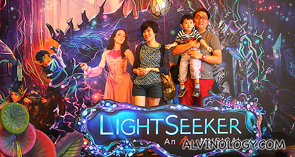 LightSeeker Musical @ Resorts World Sentosa