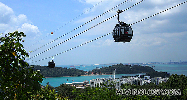 Singapore Cable Car turns 40 – Special Promotions
