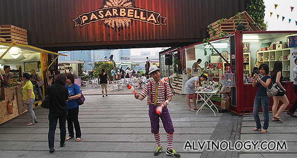 PasarBella & Friends Go To Town @ Marina Bay Sands