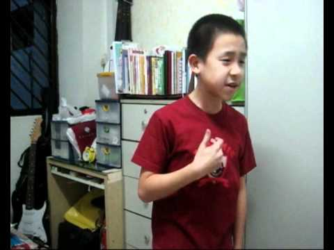 14-year-old Singapore Filmmaker/ Actor Amos Yee Insults Chinese New Year with Thick American Accent in Video