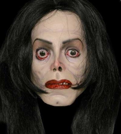 World's Creepiest Halloween Mask