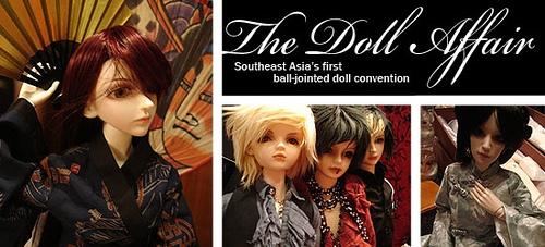 The Doll Affair - Alvinology