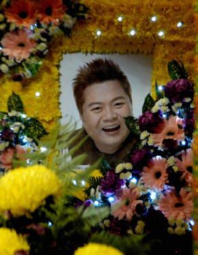 MC King (蓝顉嘻)'s Funeral Video - Alvinology