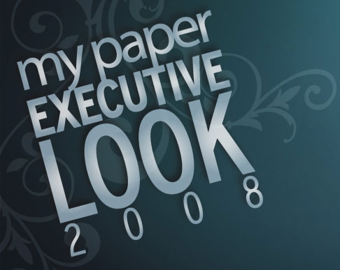 my paper Executive Look 2008
