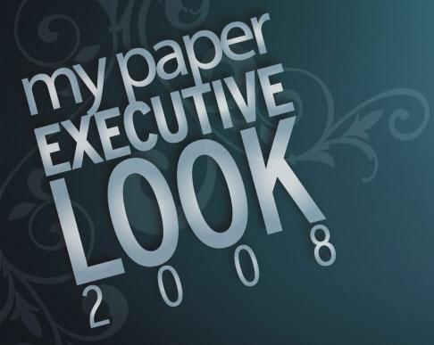 my paper Executive Look 2008 - Alvinology
