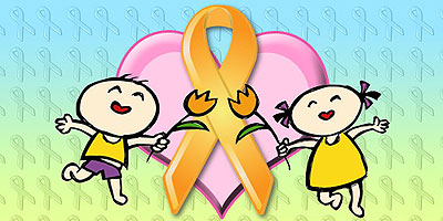 Support International Childhood Cancer Day!