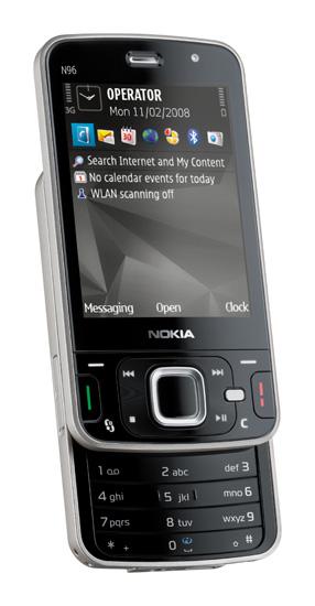 Nokia N96 - Alvinology