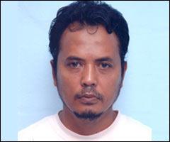 Mas Selamat Kastari captured in Johor!
