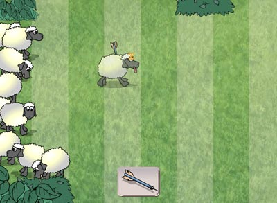 Sheep Dash! – How fast is your reaction time?