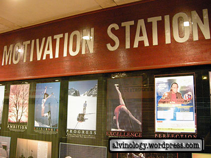 Motivation Station @ Peninsular Plaza