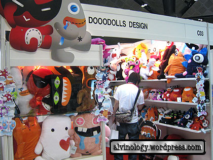 Photos Galore! Singapore Toy & Comic Convention 2008