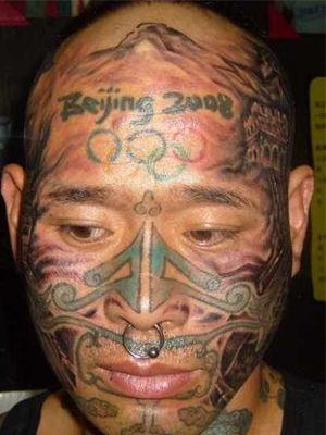 Hardcore Beijing Olympics Fan