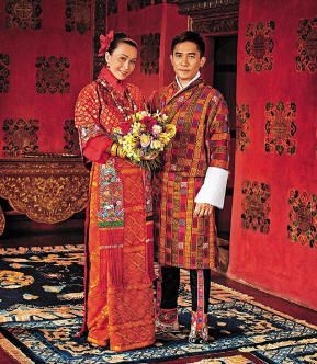 Carina Lau and Tony Leung: 2008 Wedding of the Year