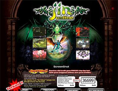 Malay MMORPG Game