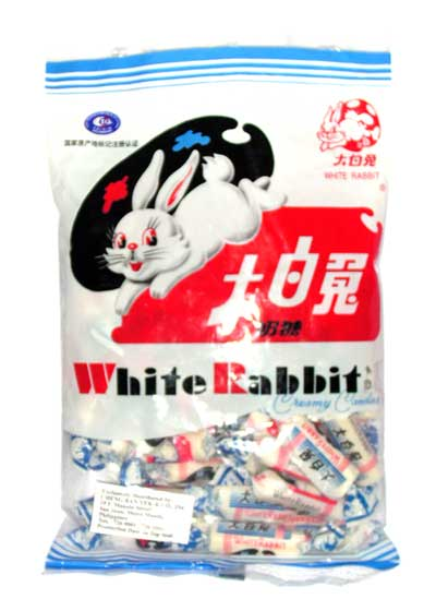 White Rabbit Creamy Candy (大白兔奶糖) is poisonous?