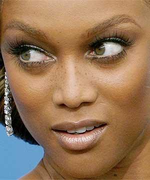 Angry Tyra Banks Ape, Angry Tyra Banks Chipmunk
