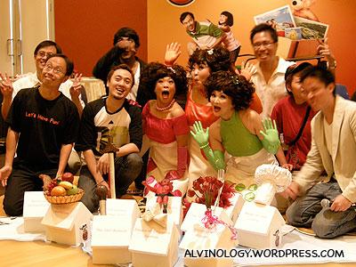 NHB's Explore Singapore! 2008 - Alvinology