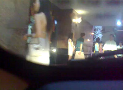 Singapore's brazen streetwalkers – caught on video