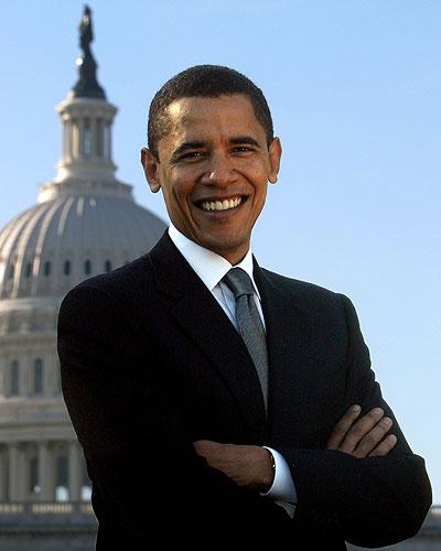 US President Barack Obama 2009 Inauguration and Address