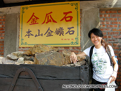 Visiting Jinguashi (金瓜石) in Taipei