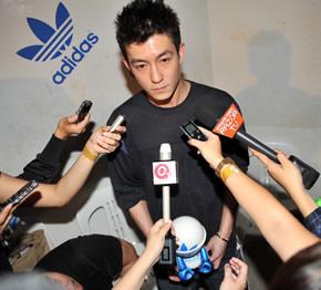 Edison Chen (陈冠希) in Singapore