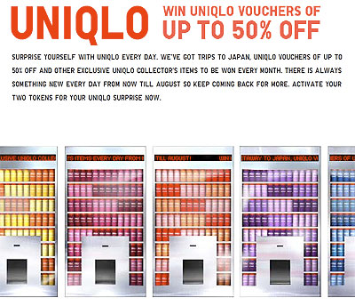 Uniqlo Surprise