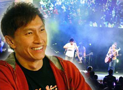 Pastor Kong Hee from City Harvest Church can cure Cancer?