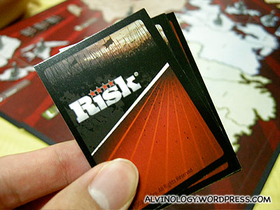 The New Risk Board Game