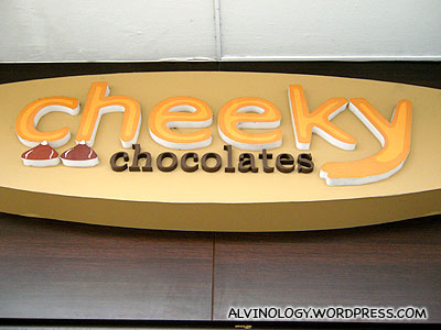 Cheeky Chocolates (Upper Thomson)