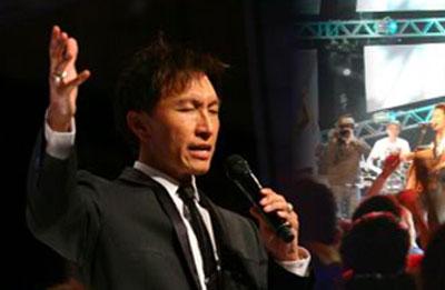 """Pastor Kong Hee: """"Was Jesus Poor?"""""""