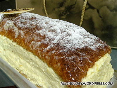 Goodwood Park Hotel Durian Strudel - Alvinology