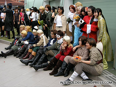 Cosfest 2009 (VIII) – A Very Happy Event
