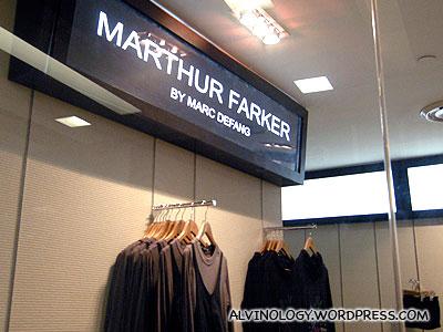 Fancy Marthur Farker by Marc Defang anyone?