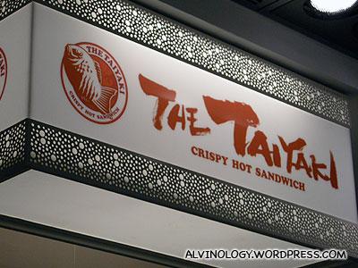 The Taiyaki @ ION Orchard