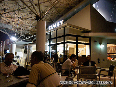 Canopy Cafe @ Marina Bay Golf Course - Alvinology