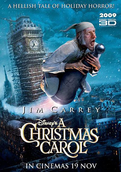 Walt Disney's A Christmas Carol 3D Premiere