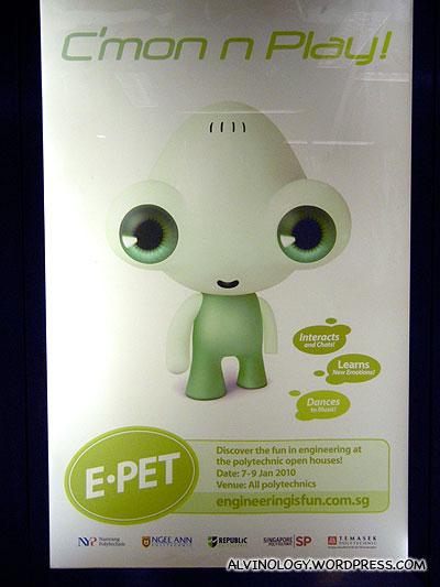 WTH is E-Pet?  - Alvinology
