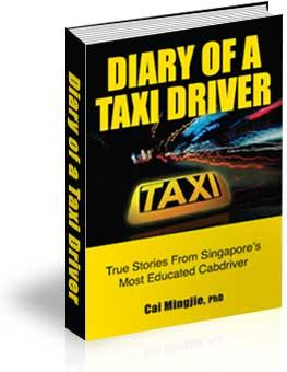 "Cai Mingjie: Singapore Taxi Driver with PhD from Stanford University, releasing his first book, ""Diary of A Taxi Driver"""