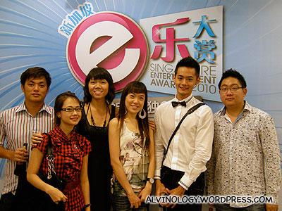 Singapore Entertainment Awards 2010