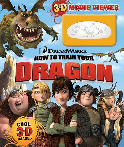 How to Train Your Dragon (3D) - Alvinology