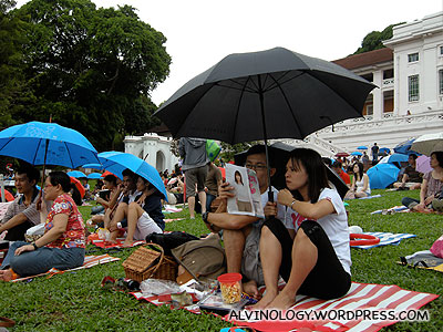 Real Love Works @ Fort Canning - Alvinology