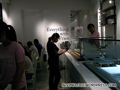 Everything With Fries @ Joo Chiat - Alvinology