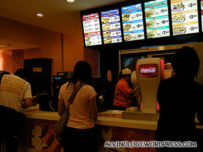 Popeyes Louisiana Kitchen @ Toa Payoh Entertainment Centre - Alvinology