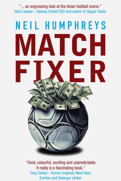 Match Fixer by Neil Humphreys - Alvinology